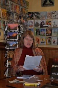 Reading in Yachats