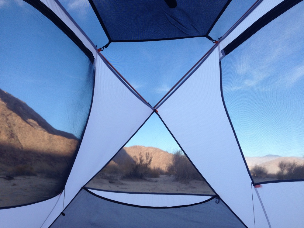 Camping in the Desert (1/4)