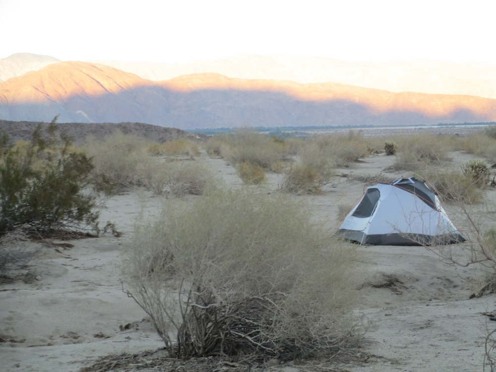 Camping in the Desert (2/4)